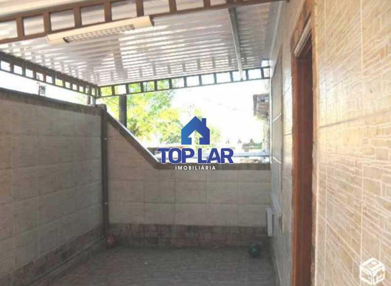 4. - Excelente Apartamento tipo casa de 3 quartos, com 1 suite, próximo polo gastronômico Vista Alegre !!! - HAAP30029 - 5