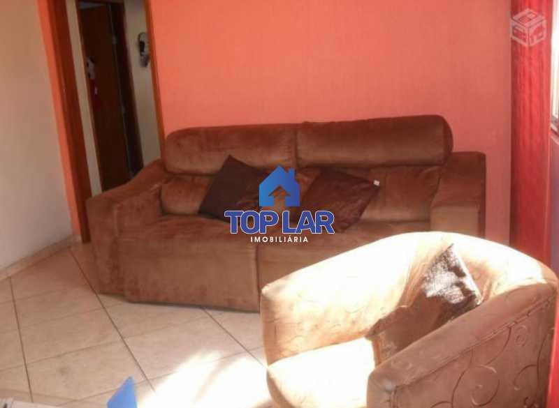 7. - Excelente Apartamento tipo casa de 3 quartos, com 1 suite, próximo polo gastronômico Vista Alegre !!! - HAAP30029 - 8