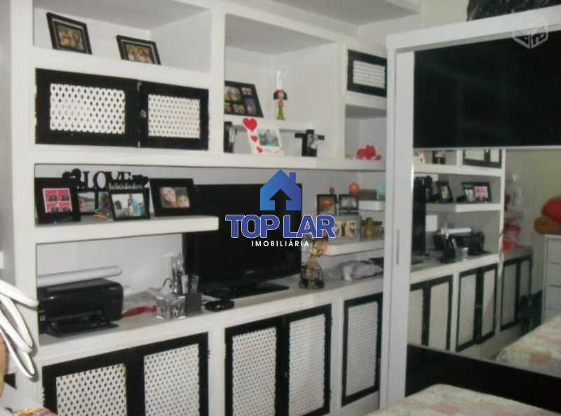 8. - Excelente Apartamento tipo casa de 3 quartos, com 1 suite, próximo polo gastronômico Vista Alegre !!! - HAAP30029 - 9