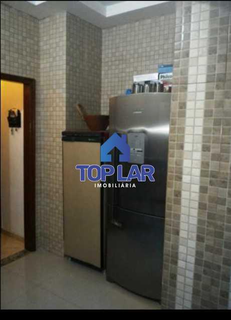 11. - Excelente Apartamento tipo casa de 3 quartos, com 1 suite, próximo polo gastronômico Vista Alegre !!! - HAAP30029 - 12