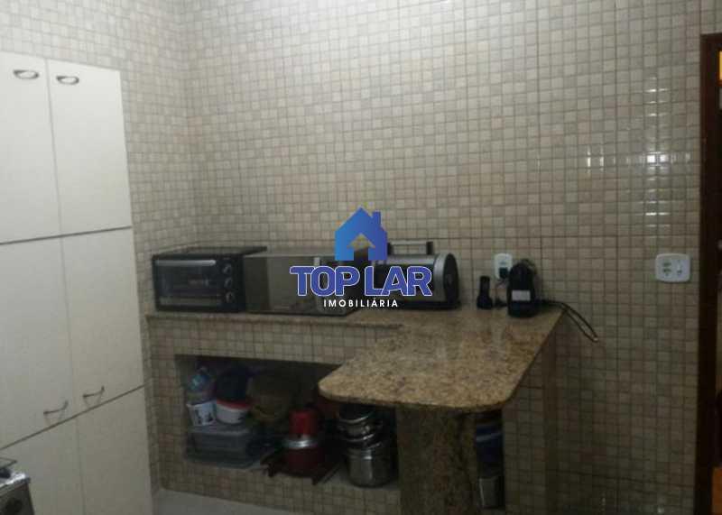12. - Excelente Apartamento tipo casa de 3 quartos, com 1 suite, próximo polo gastronômico Vista Alegre !!! - HAAP30029 - 13