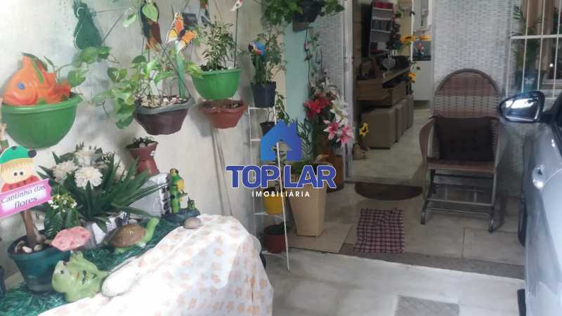 2 - Excelente casa duplex geminada em ótima localização, 2 quartos com suite, coz. área serviço, lavabo, sala e garagem. - HACN20010 - 3