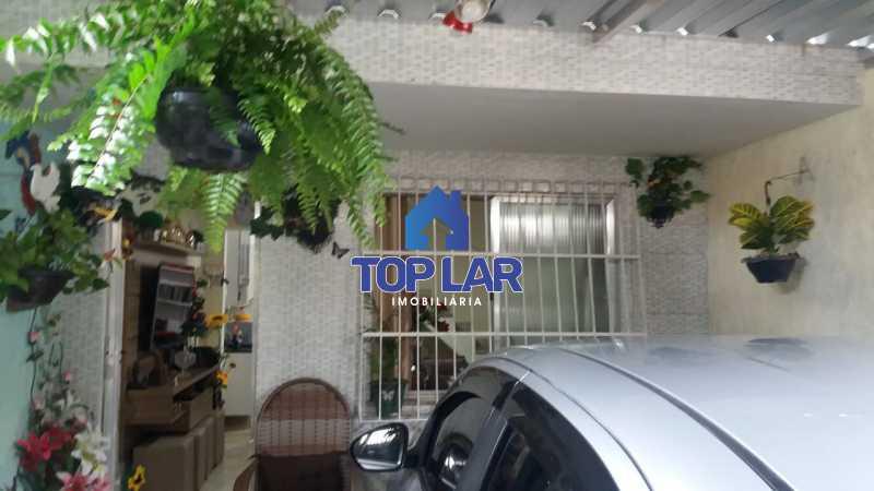 3 - Excelente casa duplex geminada em ótima localização, 2 quartos com suite, coz. área serviço, lavabo, sala e garagem. - HACN20010 - 1