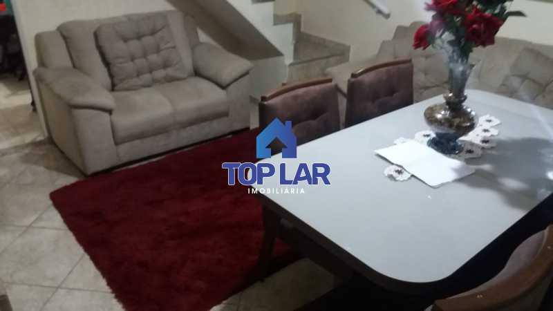 4 - Excelente casa duplex geminada em ótima localização, 2 quartos com suite, coz. área serviço, lavabo, sala e garagem. - HACN20010 - 5