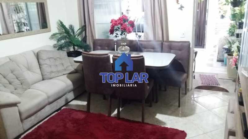 5 - Excelente casa duplex geminada em ótima localização, 2 quartos com suite, coz. área serviço, lavabo, sala e garagem. - HACN20010 - 6