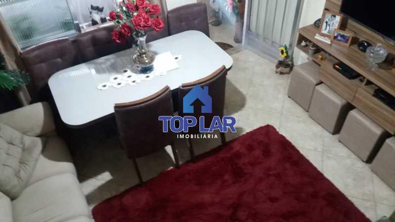 8 - Excelente casa duplex geminada em ótima localização, 2 quartos com suite, coz. área serviço, lavabo, sala e garagem. - HACN20010 - 7