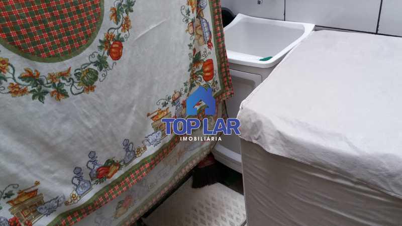 9 - Excelente casa duplex geminada em ótima localização, 2 quartos com suite, coz. área serviço, lavabo, sala e garagem. - HACN20010 - 11