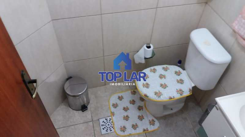 11 - Excelente casa duplex geminada em ótima localização, 2 quartos com suite, coz. área serviço, lavabo, sala e garagem. - HACN20010 - 15