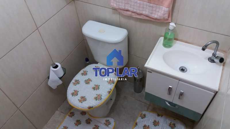 13 - Excelente casa duplex geminada em ótima localização, 2 quartos com suite, coz. área serviço, lavabo, sala e garagem. - HACN20010 - 16