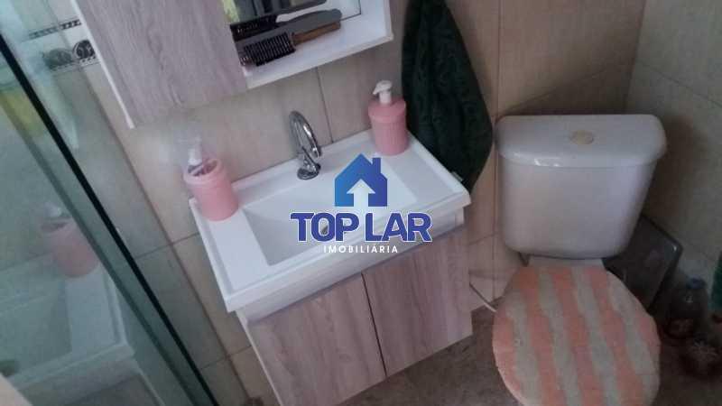 16 - Excelente casa duplex geminada em ótima localização, 2 quartos com suite, coz. área serviço, lavabo, sala e garagem. - HACN20010 - 22