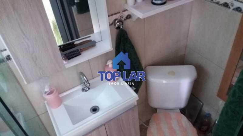 19 - Excelente casa duplex geminada em ótima localização, 2 quartos com suite, coz. área serviço, lavabo, sala e garagem. - HACN20010 - 23