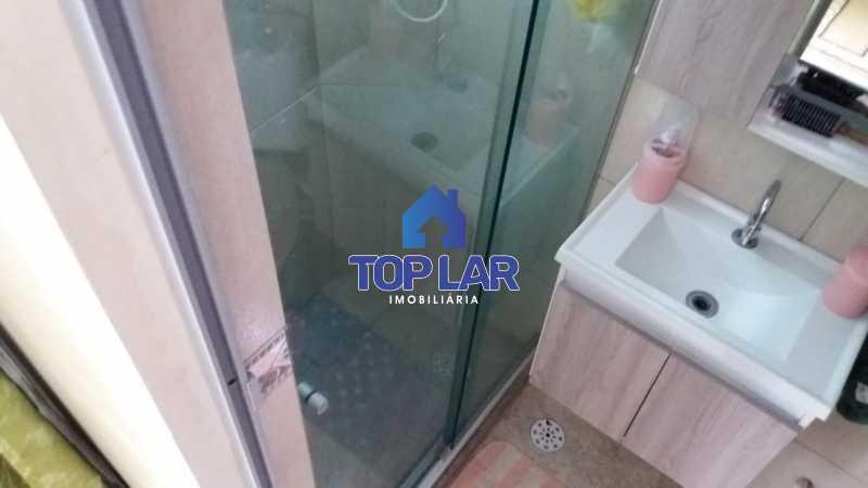 20 - Excelente casa duplex geminada em ótima localização, 2 quartos com suite, coz. área serviço, lavabo, sala e garagem. - HACN20010 - 24