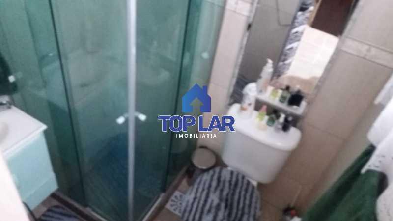 21 - Excelente casa duplex geminada em ótima localização, 2 quartos com suite, coz. área serviço, lavabo, sala e garagem. - HACN20010 - 17