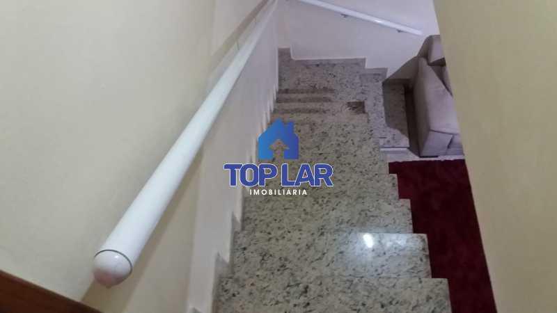 24 - Excelente casa duplex geminada em ótima localização, 2 quartos com suite, coz. área serviço, lavabo, sala e garagem. - HACN20010 - 25
