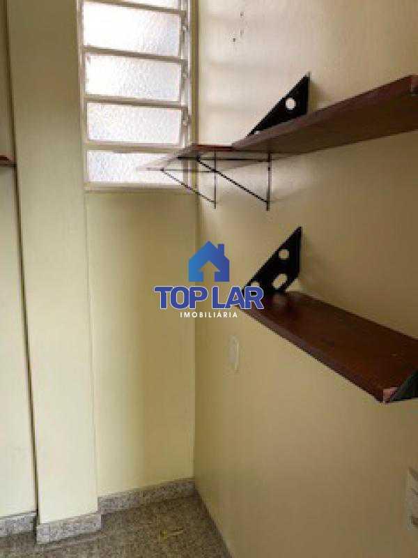 IMG_0444 - Excelente Apt. 2 quartos, coz, área de serviço, dependência revertida em escritório e 1 vaga. Perto NorteShopping. - HAAP20138 - 20