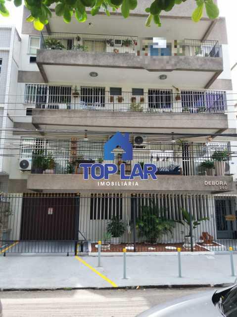 1. - Amplo apartamento na Vila da Penha, 3 dormitórios, varanda com dependência e 2 vagas na escritura. - HAAP30031 - 1