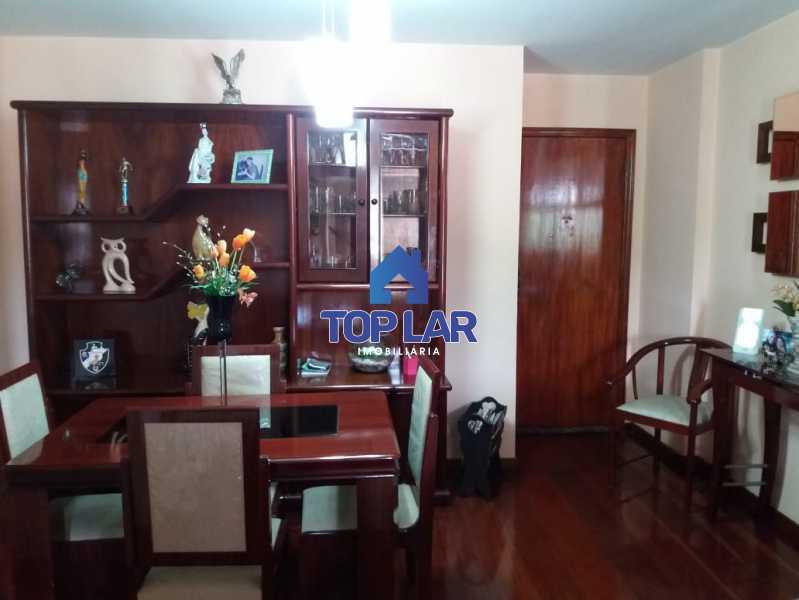 3. - Amplo apartamento na Vila da Penha, 3 dormitórios, varanda com dependência e 2 vagas na escritura. - HAAP30031 - 3
