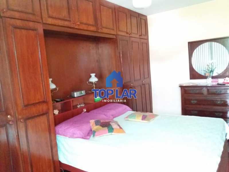 8. - Amplo apartamento na Vila da Penha, 3 dormitórios, varanda com dependência e 2 vagas na escritura. - HAAP30031 - 8