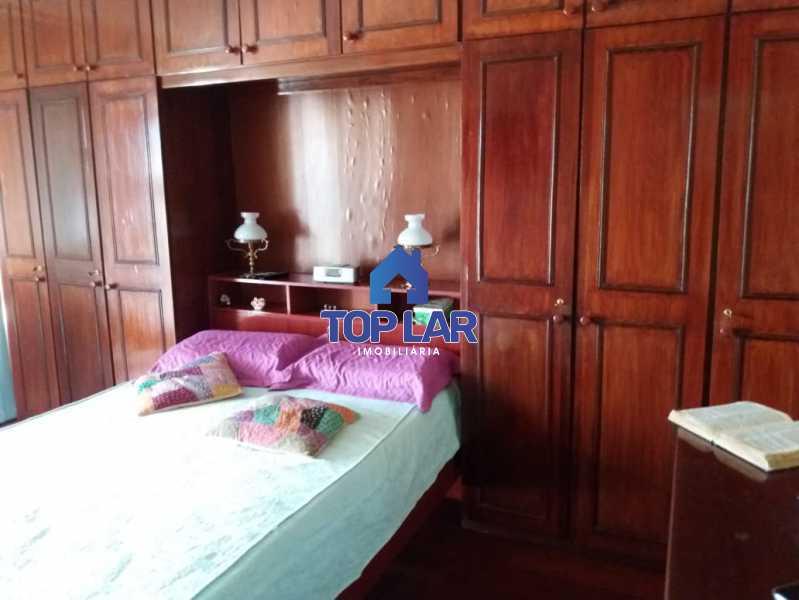 10. - Amplo apartamento na Vila da Penha, 3 dormitórios, varanda com dependência e 2 vagas na escritura. - HAAP30031 - 10