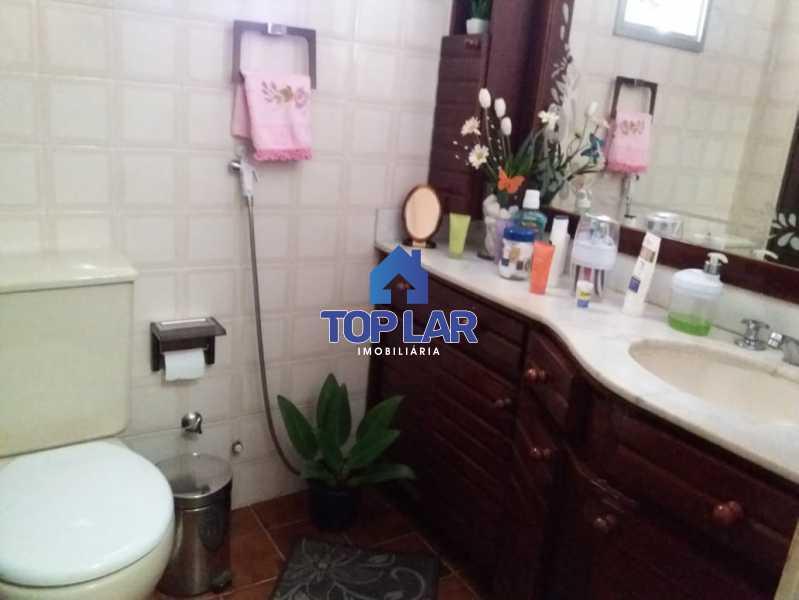 12. - Amplo apartamento na Vila da Penha, 3 dormitórios, varanda com dependência e 2 vagas na escritura. - HAAP30031 - 12