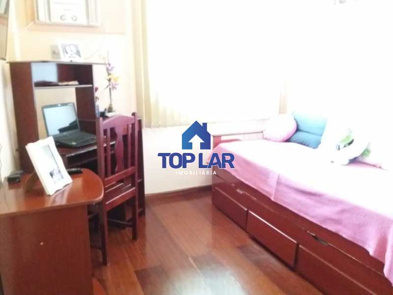 14. - Amplo apartamento na Vila da Penha, 3 dormitórios, varanda com dependência e 2 vagas na escritura. - HAAP30031 - 14