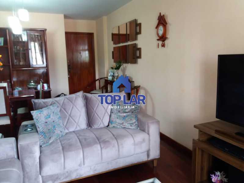 18. - Amplo apartamento na Vila da Penha, 3 dormitórios, varanda com dependência e 2 vagas na escritura. - HAAP30031 - 17