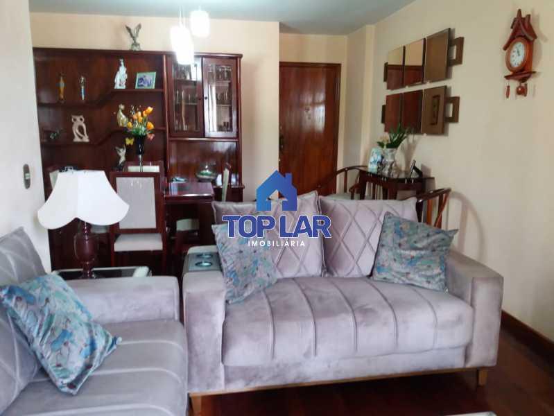 20. - Amplo apartamento na Vila da Penha, 3 dormitórios, varanda com dependência e 2 vagas na escritura. - HAAP30031 - 19