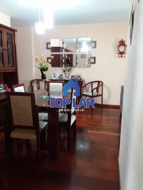 26. - Amplo apartamento na Vila da Penha, 3 dormitórios, varanda com dependência e 2 vagas na escritura. - HAAP30031 - 25