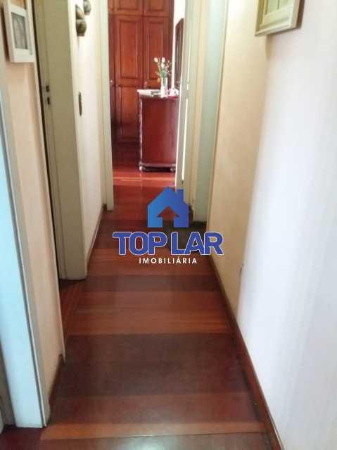 27. - Amplo apartamento na Vila da Penha, 3 dormitórios, varanda com dependência e 2 vagas na escritura. - HAAP30031 - 26