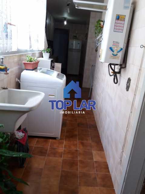 29. - Amplo apartamento na Vila da Penha, 3 dormitórios, varanda com dependência e 2 vagas na escritura. - HAAP30031 - 28