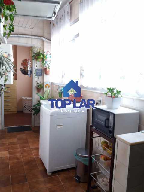 31. - Amplo apartamento na Vila da Penha, 3 dormitórios, varanda com dependência e 2 vagas na escritura. - HAAP30031 - 30