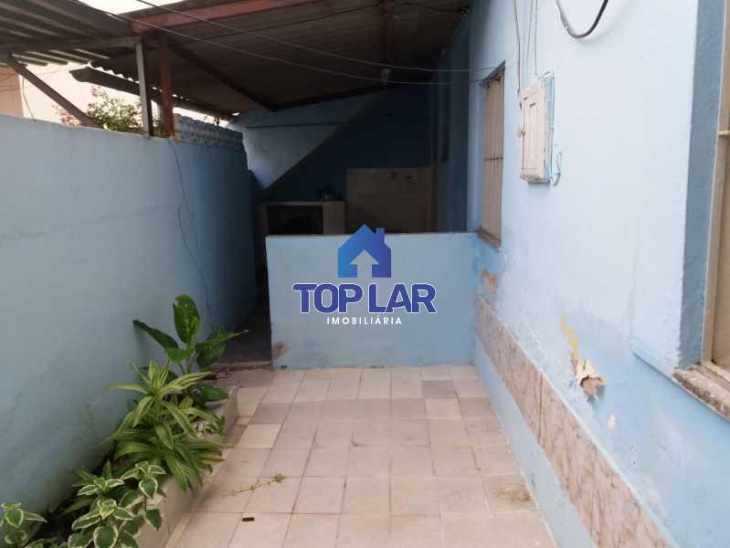 7. - Apartamento tipo casa na Vila da Penha, 1 quarto, sala, coz. e banheiro perto Shopping Carioca. - HAAP10018 - 12