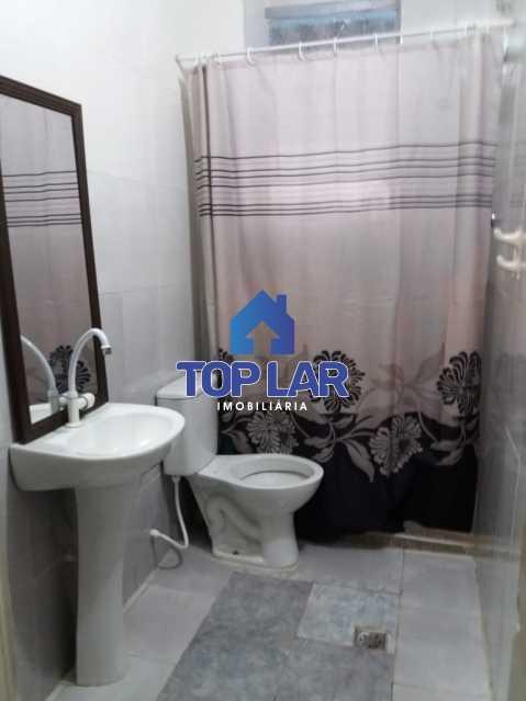 17. - Apartamento tipo casa na Vila da Penha, 1 quarto, sala, coz. e banheiro perto Shopping Carioca. - HAAP10018 - 19