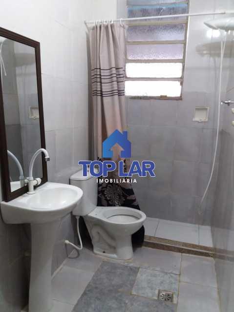 18. - Apartamento tipo casa na Vila da Penha, 1 quarto, sala, coz. e banheiro perto Shopping Carioca. - HAAP10018 - 20