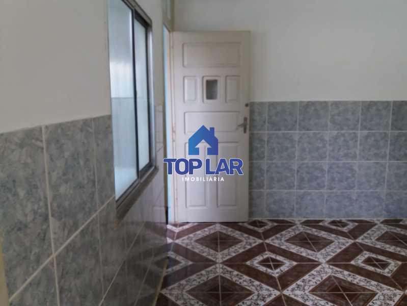22. - Apartamento tipo casa na Vila da Penha, 1 quarto, sala, coz. e banheiro perto Shopping Carioca. - HAAP10018 - 24