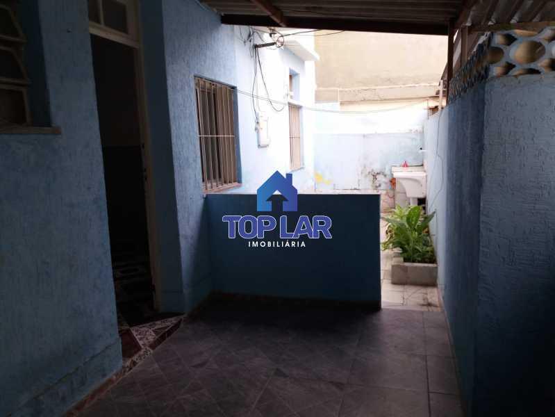 27. - Apartamento tipo casa na Vila da Penha, 1 quarto, sala, coz. e banheiro perto Shopping Carioca. - HAAP10018 - 28