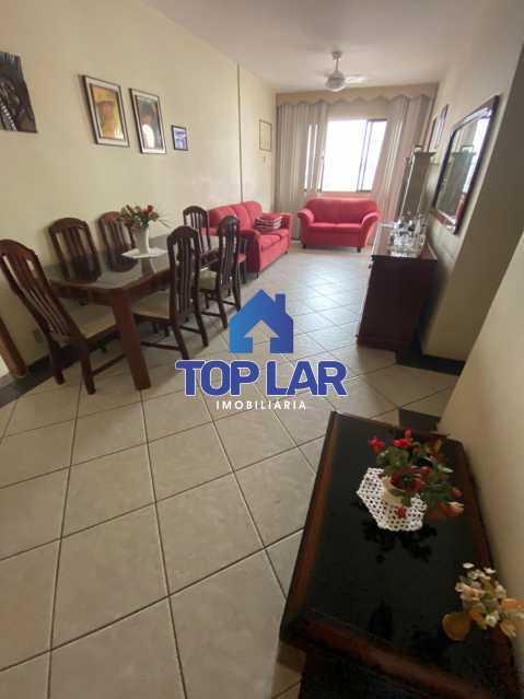 8 - Exc apto fte, vrdão, 3qtos -1ste,coz planej - sep.área, 3bhs, elevador, 1gar. (Prox. BRT Pedro Taques) - HAAP30032 - 9