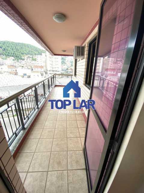 9 - Exc apto fte, vrdão, 3qtos -1ste,coz planej - sep.área, 3bhs, elevador, 1gar. (Prox. BRT Pedro Taques) - HAAP30032 - 10