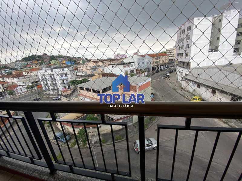 10 - Exc apto fte, vrdão, 3qtos -1ste,coz planej - sep.área, 3bhs, elevador, 1gar. (Prox. BRT Pedro Taques) - HAAP30032 - 11