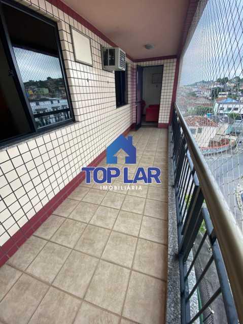 11 - Exc apto fte, vrdão, 3qtos -1ste,coz planej - sep.área, 3bhs, elevador, 1gar. (Prox. BRT Pedro Taques) - HAAP30032 - 12