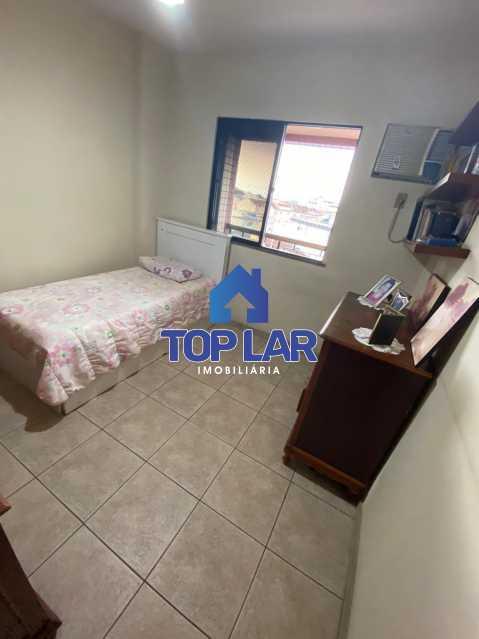 21 - Exc apto fte, vrdão, 3qtos -1ste,coz planej - sep.área, 3bhs, elevador, 1gar. (Prox. BRT Pedro Taques) - HAAP30032 - 22
