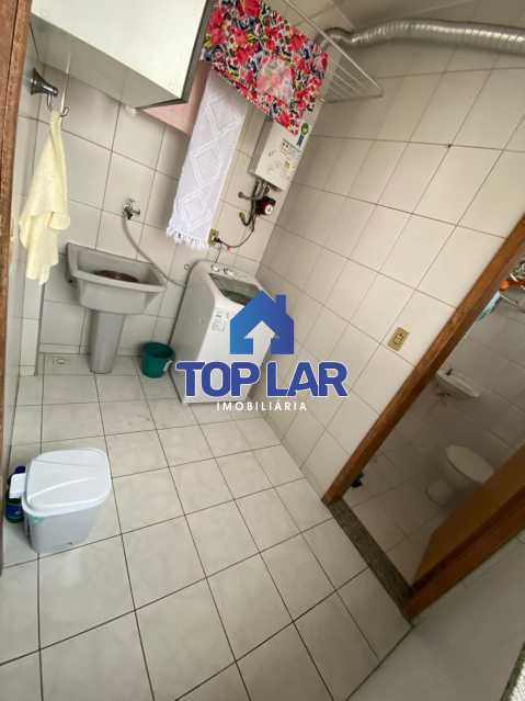 27 - Exc apto fte, vrdão, 3qtos -1ste,coz planej - sep.área, 3bhs, elevador, 1gar. (Prox. BRT Pedro Taques) - HAAP30032 - 28