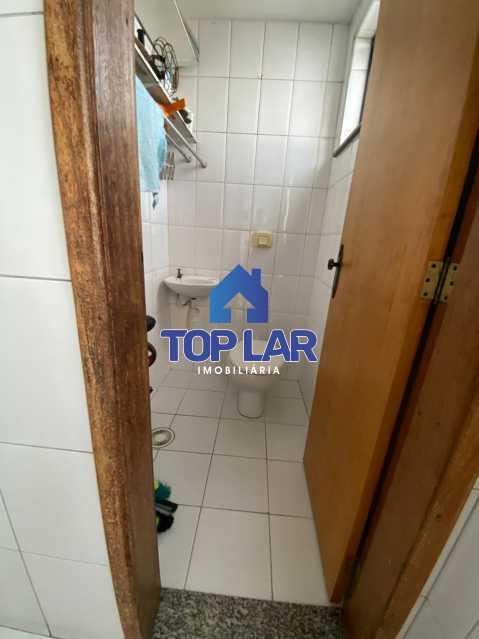 28 - Exc apto fte, vrdão, 3qtos -1ste,coz planej - sep.área, 3bhs, elevador, 1gar. (Prox. BRT Pedro Taques) - HAAP30032 - 29