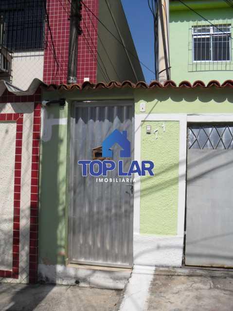 01 - Casa de Vila 1 quarto para alugar Vista Alegre, Rio de Janeiro - R$ 600 - HACV10002 - 1