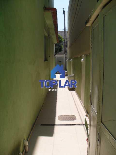 02 - Casa de Vila 1 quarto para alugar Vista Alegre, Rio de Janeiro - R$ 600 - HACV10002 - 3