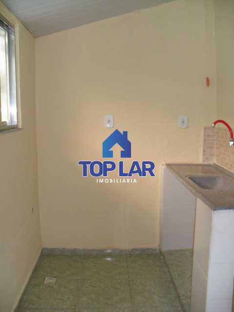 21 - Casa de Vila 1 quarto para alugar Vista Alegre, Rio de Janeiro - R$ 600 - HACV10002 - 22