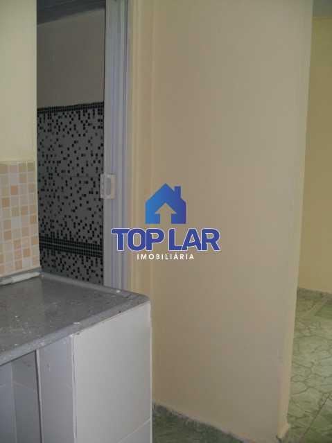 22 - Casa de Vila 1 quarto para alugar Vista Alegre, Rio de Janeiro - R$ 600 - HACV10002 - 23