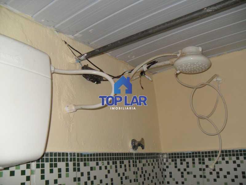 23 - Casa de Vila 1 quarto para alugar Vista Alegre, Rio de Janeiro - R$ 600 - HACV10002 - 24