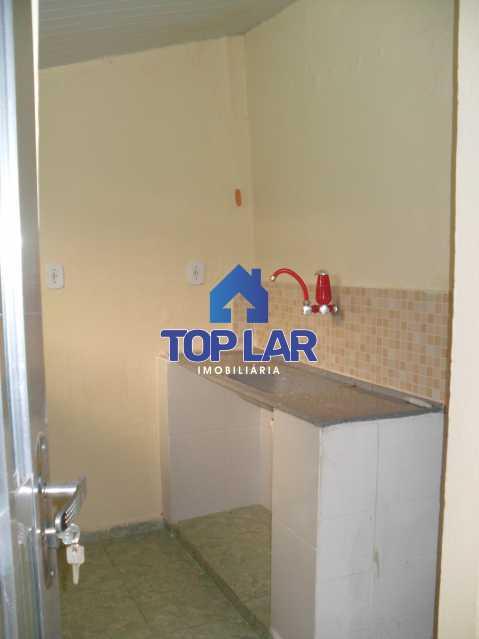27 - Casa de Vila 1 quarto para alugar Vista Alegre, Rio de Janeiro - R$ 600 - HACV10002 - 28