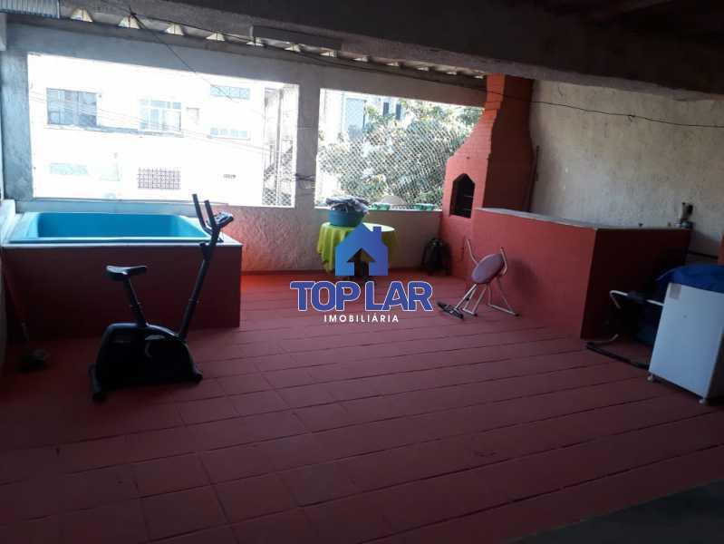 19. - Ótima Casa de 3 andares, 2 quartos, 3 banheiros, coz. planejada, piscina e churrasqueira. - HACA20011 - 20